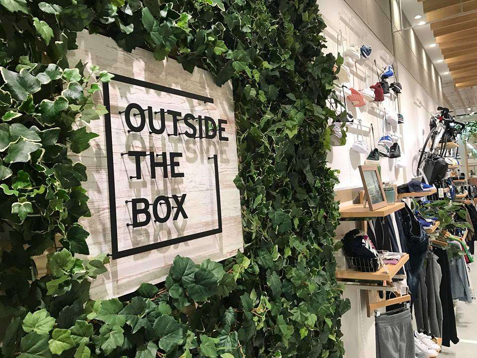 スノーピークストアoutside the box堺北花田店の雨森です