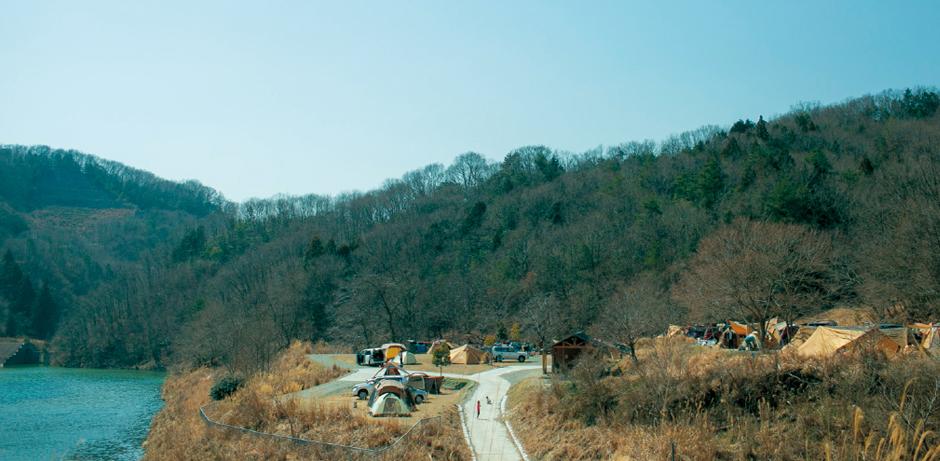 Snow Peak Minoh Campfield
