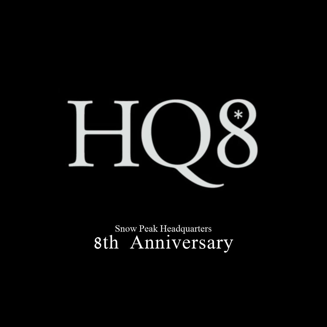 *** HQ 8th Anniversary ***